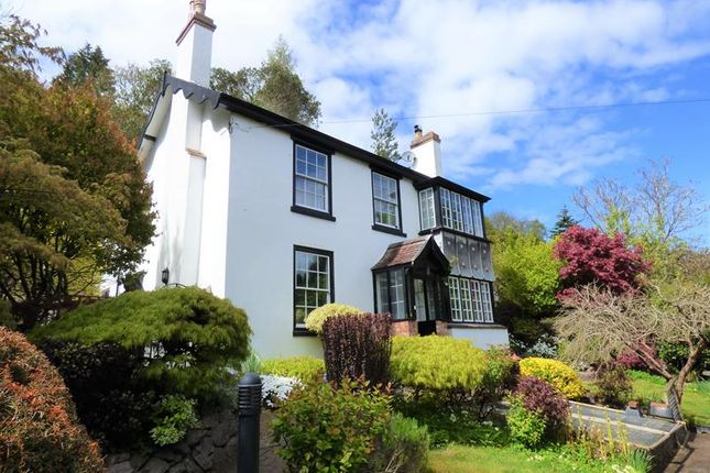 Thumbnail Detached house for sale in Wells Road, Malvern, Worcestershire
