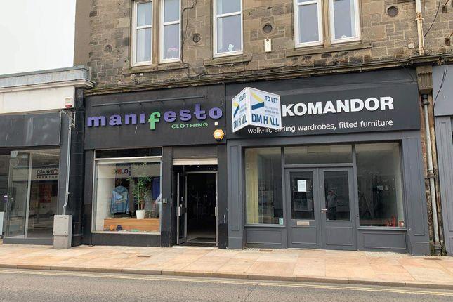 Thumbnail Retail premises to let in 69 High Street, Kirkcaldy