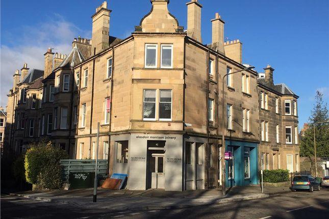 Thumbnail Retail premises for sale in 42 Braid Road, Edinburgh
