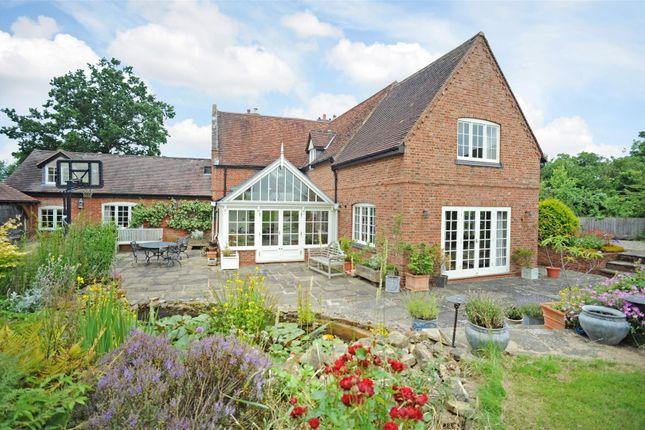 Thumbnail Detached house for sale in Pumphouse Lane, Hanbury, Bromsgrove, Worcestershire