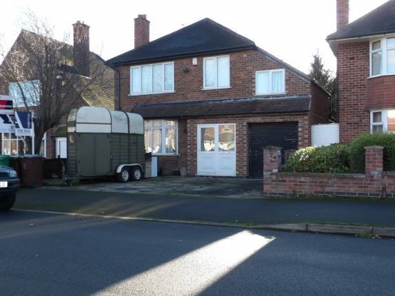 Thumbnail Detached house for sale in Aspley Park Drive, Aspley, Nottingham