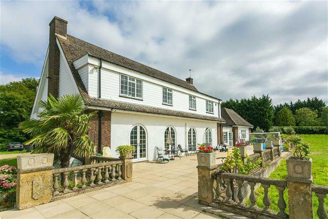 Thumbnail Detached house for sale in Woodside Lane, Woodside, Hertfordshire