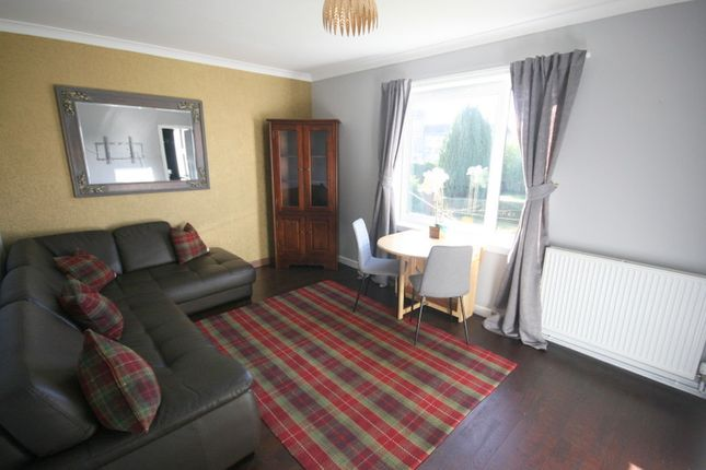Thumbnail Flat to rent in Broomfield Crescent, Broomhouse, Edinburgh