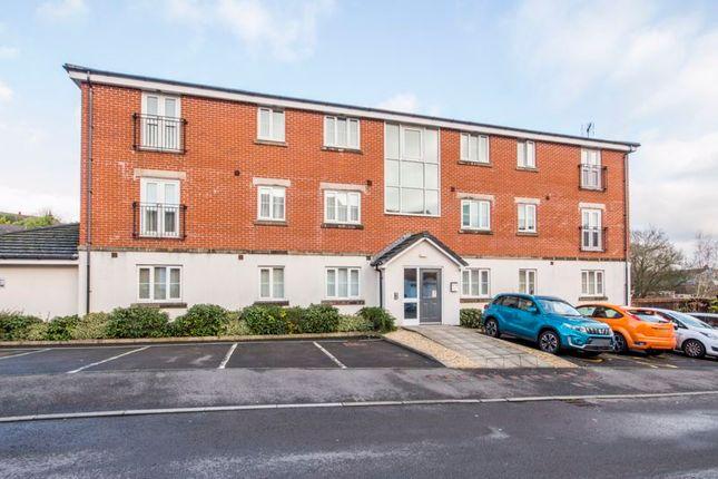 Thumbnail Flat for sale in Flavius Close, Caerleon, Newport