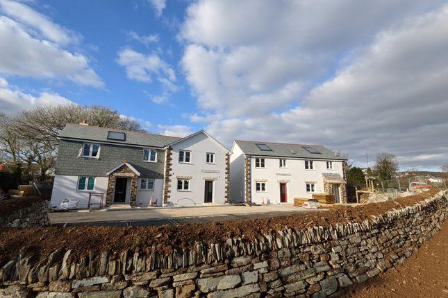 3 bed semi-detached house for sale in Railway Crescent, Darite, Liskeard PL14