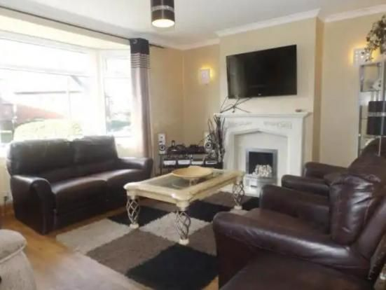 Thumbnail Semi-detached house to rent in Garthland Road, Hazel Grove, Stockport, Greater Manchester