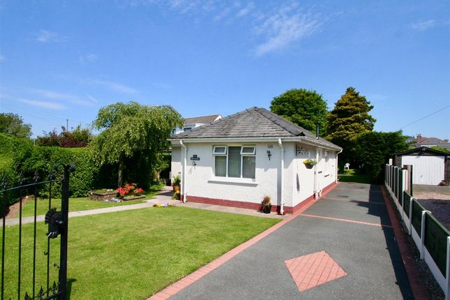 Thumbnail Detached bungalow for sale in Hest Bank Lane, Slyne, Lancaster