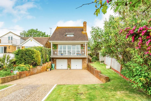 Thumbnail Detached house for sale in Bishopstone Road, Bishopstone, Seaford