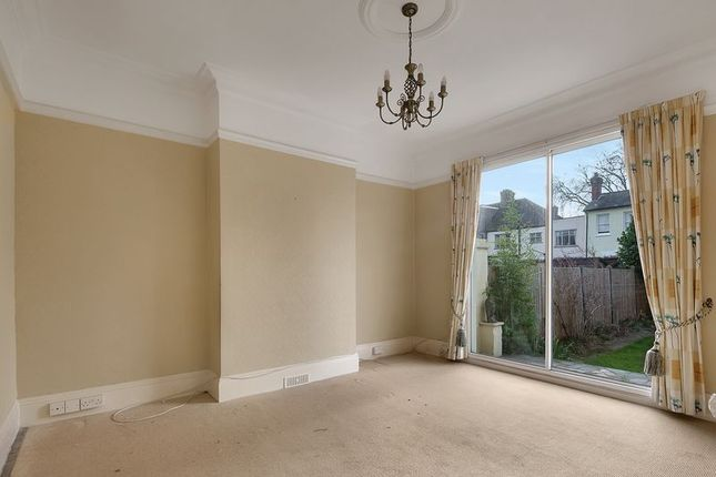 Thumbnail Terraced house to rent in Stanford Road, London