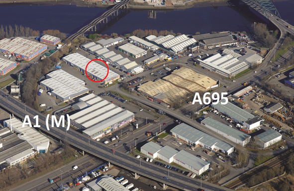 Thumbnail Industrial to let in Tundry Way, Chainbridge Industrial Estate, Blaydon