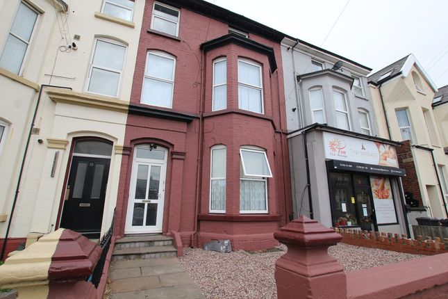Thumbnail Flat to rent in Oxford Road, Waterloo, Liverpool