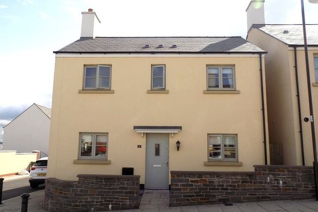 Thumbnail Detached house for sale in Lon Y Grug, Llandarcy, Neath, Neath Port Talbot.