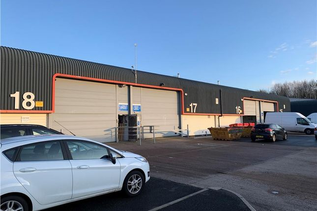 Thumbnail Light industrial to let in Units 15-18, Wharf Industrial Estate, Wharf Street, Warrington