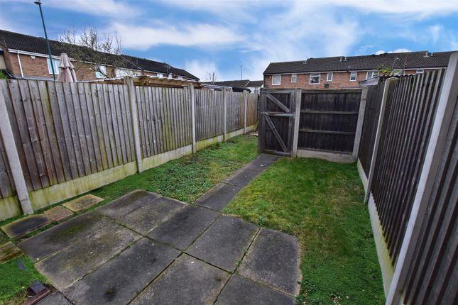 Outside of Arbutus Close, Barton Green, Nottingham NG11