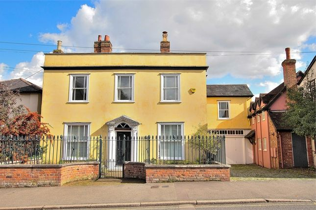 Thumbnail Detached house for sale in North Street, Dunmow