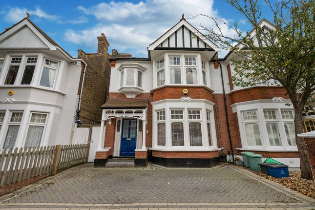 Thumbnail End terrace house for sale in Woodlands Avenue, London