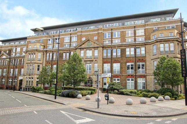 Thumbnail Flat for sale in Cadogan Road, London