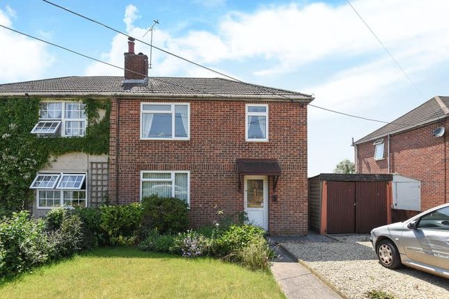 Thumbnail Semi-detached house for sale in George Street, Bicester