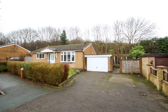 Thumbnail Detached bungalow for sale in Gardiner Drive, Longton, Stoke-On-Trent