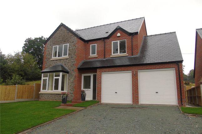 Detached house for sale in Bwlch Y Cibau, Llanfyllin, Powys