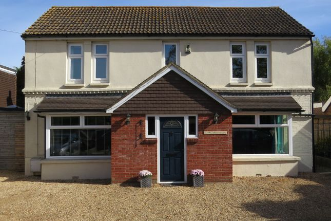 Thumbnail Detached house for sale in Selsey Road, Sidlesham