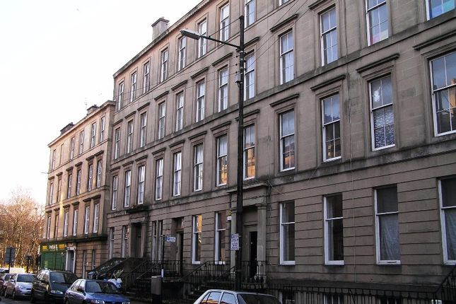 Thumbnail Flat to rent in West Princes Street, Woodlands, Glasgow