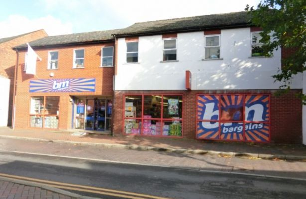 Thumbnail Retail premises to let in B & M Bargains, 22-26 Market Street, Hednesford, Staffordshire