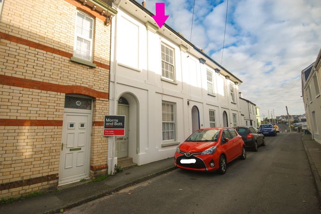 3 bed town house for sale in Cross Street, Northam, Bideford EX39