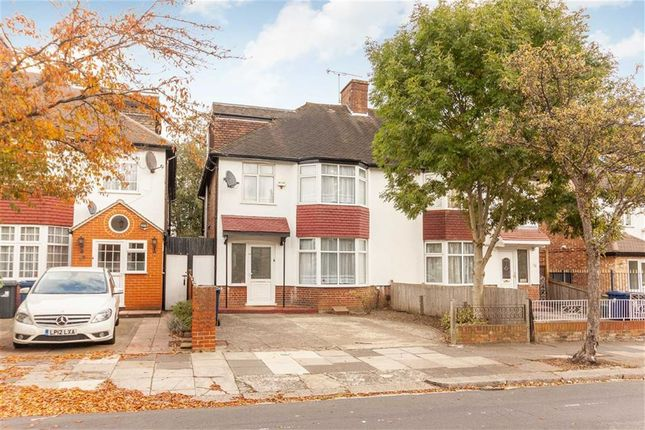 Thumbnail Semi-detached house to rent in Creswick Road, London