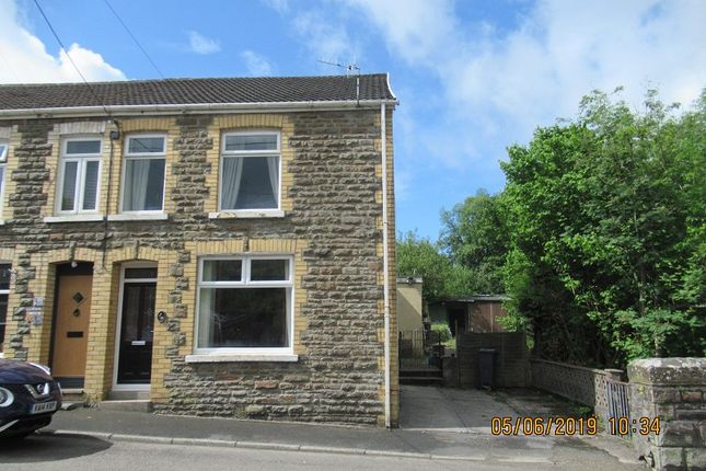 Thumbnail Semi-detached house to rent in Varteg Row, Bryn, Port Talbot, Neath Port Talbot.