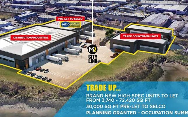 Thumbnail Industrial to let in Unit 4A, M2Citylink, Medway City Estate, Anthonys Way, Rochester, Kent