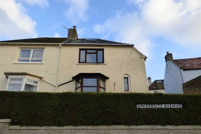Thumbnail Semi-detached house for sale in University Avenue, Pittenweem, Fife