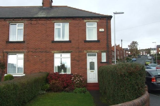 Thumbnail Terraced house to rent in Barnsley Road, Flockton, Wakefield