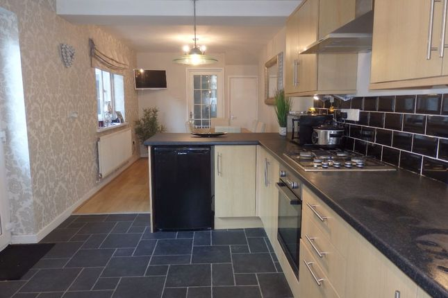Thumbnail Terraced house for sale in Tyisha Road, Llanelli
