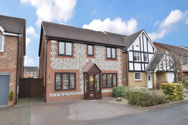 Thumbnail Detached house for sale in Ashness Close, Gamston