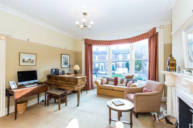 Living Room of Monkgate, York YO31