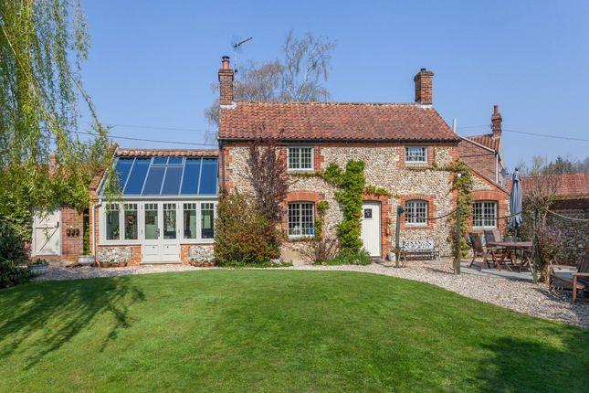 Detached house for sale in Weasenham, King's Lynn