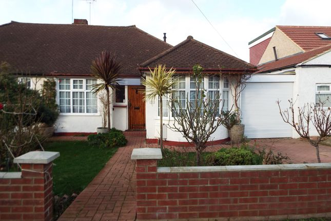 Thumbnail Bungalow for sale in Clayhall, Ilford, Essex