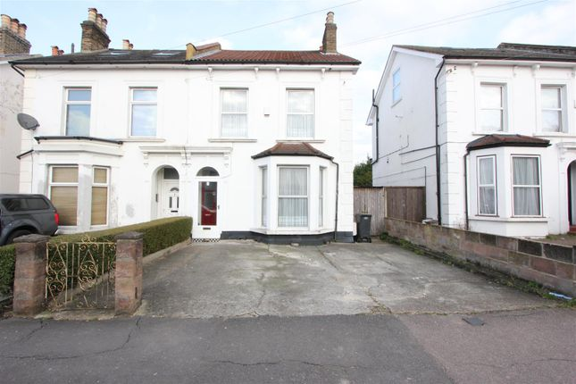 Thumbnail Semi-detached house for sale in The Close, Birchanger Road, Woodside, Croydon