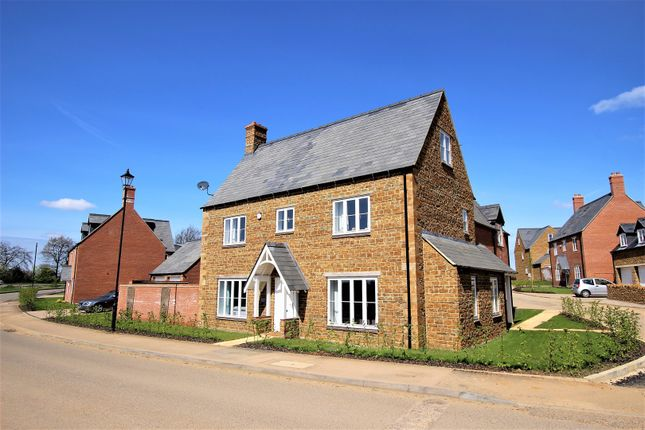 Thumbnail Detached house for sale in Millers Way, Middleton Cheney, Banbury