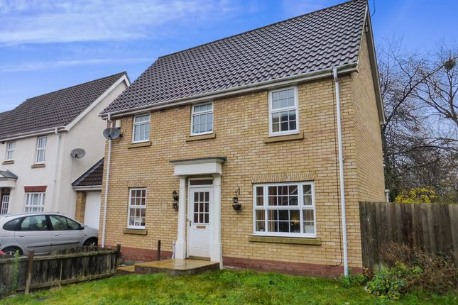 Thumbnail Detached house for sale in Beaufort Close, Old Catton, Norwich