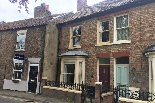 2 bedroom terraced house for sale in Kilburn Terrace, Little Lane, Easingwold