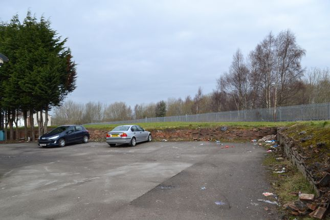 Rear  of Clydesdale Road, Bellshill ML4