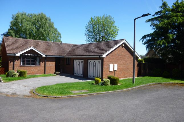 Thumbnail Detached bungalow for sale in Convent Grove, Bessacarr, Doncaster