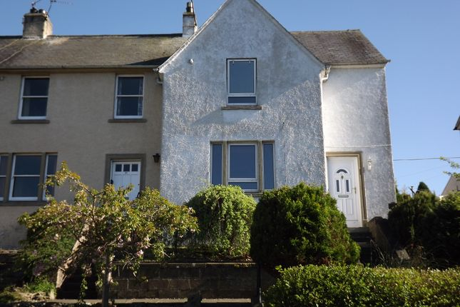 Thumbnail Semi-detached house for sale in Priorswalk, Melrose