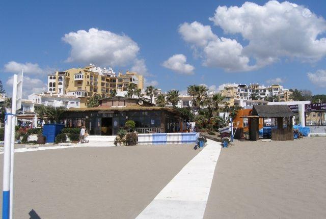 Beach Restaurant of Spain, Málaga, Marbella, Cabopino