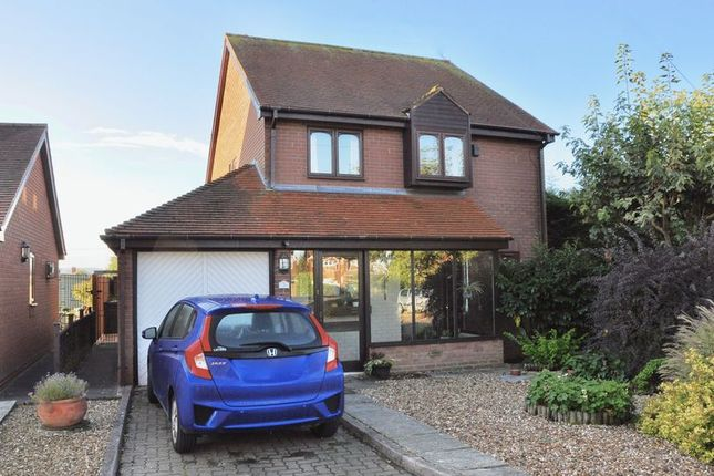 Thumbnail Detached house for sale in Hither Green, Badsey, Evesham