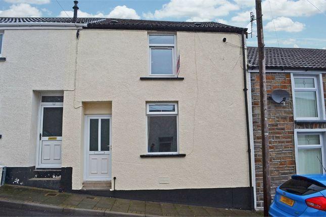 Thumbnail Terraced house for sale in Ynysllwyd Street, Aberdare, Mid Glamorgan