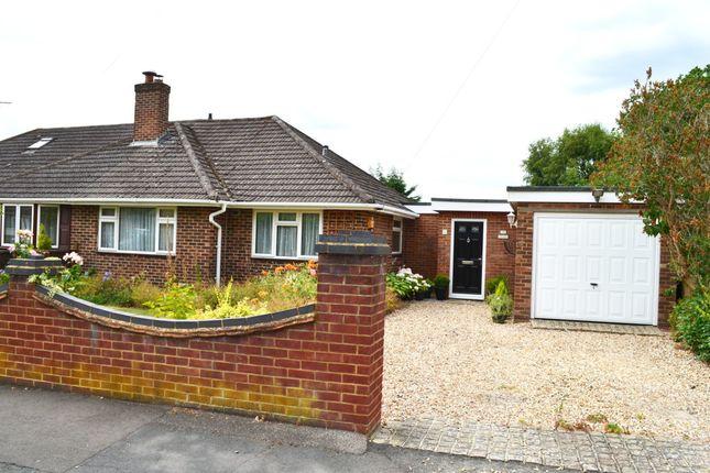 Thumbnail Semi-detached bungalow for sale in Jubilee Drive, Ash Vale