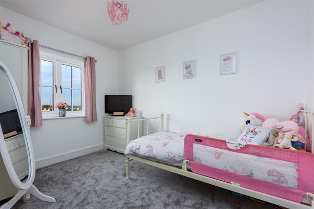 Example Bedroom of Plot 49 The Kirmington, Stickney Meadows, Stickney, Boston PE22